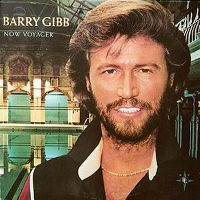Cover Barry Gibb - Now Voyager