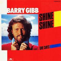Cover Barry Gibb - Shine Shine