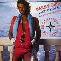 Cover Barry Gibb & Olivia Newton-John - Face To Face
