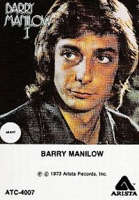 Cover Barry Manilow - Barry Manilow I