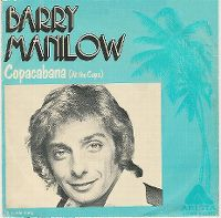Cover Barry Manilow - Copacabana (At The Copa)