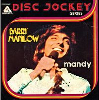 Cover Barry Manilow - Mandy