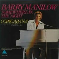 Cover Barry Manilow - Somewhere In The Night