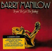 Cover Barry Manilow - Tryin' To Get The Feeling