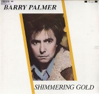 Cover Barry Palmer - Shimmering Gold
