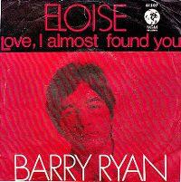 Cover Barry Ryan - Eloise