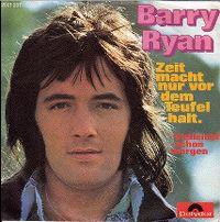 Cover Barry Ryan - Zeit macht nur vor dem Teufel halt