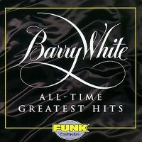 Cover Barry White - All-Time Greatest Hits