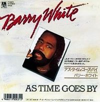Cover Barry White - As Time Goes By