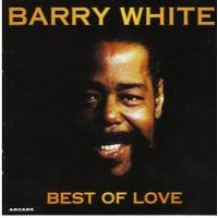 Cover Barry White - Best Of Love