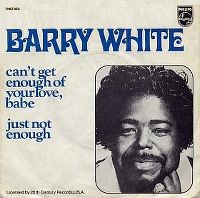 Cover Barry White - Can't Get Enough Of Your Love, Babe