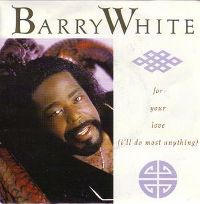 Cover Barry White - For Your Love (I'll Do Most Anything)