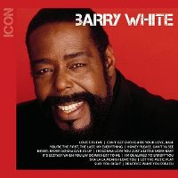 Cover Barry White - Icon