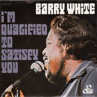 Cover Barry White - I'm Qualified To Satisfy You