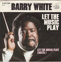 Cover Barry White - Let The Music Play