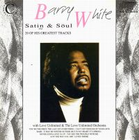 Cover Barry White - Satin & Soul