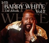 Cover Barry White - The Album Vol. 2
