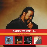 Cover Barry White - x4CD: 4 Original Albums