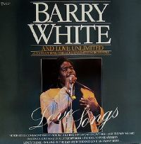 Cover Barry White And Love Unlimited Also Featuring The Love Unlimited Orchestra - Love Songs