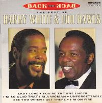 Cover Barry White & Lou Rawls - Back To Back - The Best Of