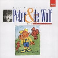 Cover Bart Peeters - Peter & de Wolf - Prokofiev