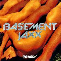 Cover Basement Jaxx - Remedy