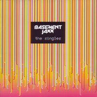 Cover Basement Jaxx - The Singles