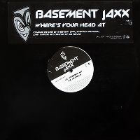 Cover Basement Jaxx - Where's Your Head At