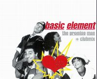 Cover Basic Element - The Promise Man
