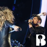 Cover Bastille & Rudimental feat. Ella Eyre - Pompeii / Waiting All Night (Live from the BRITs)