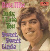 Cover Bata Illic - Judy, I Love You