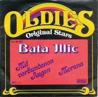 Cover Bata Illic - Mit verbundenen Augen