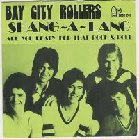 Cover Bay City Rollers - Shang-A-Lang