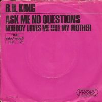 Cover B.B. King - Ask Me No Questions