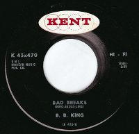 Cover B.B. King - Bad Breaks