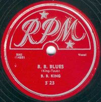 Cover B.B. King - B.B. Blues