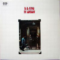 Cover B.B. King - B.B. King In London