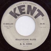 Cover B.B. King - Beautician Blues