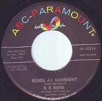 Cover B.B. King - Blues At Midnight
