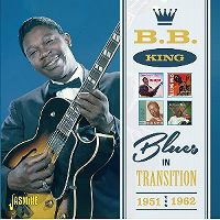 Cover B.B. King - Blues In Transition 1951 1962