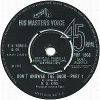 Cover B.B. King - Don't Answer The Door