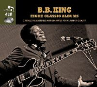 Cover B.B. King - Eight Classic Albums