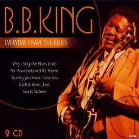 Cover B.B. King - Everday I Have The Blues
