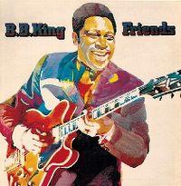 Cover B.B. King - Friends