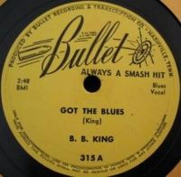 Cover B.B. King - Got The Blues