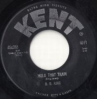 Cover B.B. King - Hold That Train
