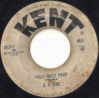 Cover B.B. King - Hully Gully Twist