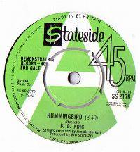 Cover B.B. King - Hummingbird