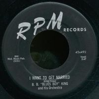 Cover B.B. King - I Want To Get Married