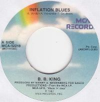 Cover B.B. King - Inflation Blues
